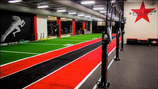 SynLawn Fitness Turf